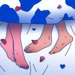 Четыре удобные позы для секса с доминированием